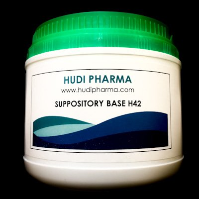 Suppository Base H42 Hudi Pharma