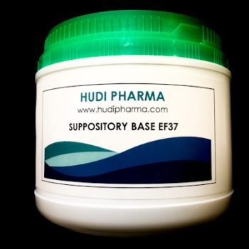 suppository Base EF37 Hudi Pharma