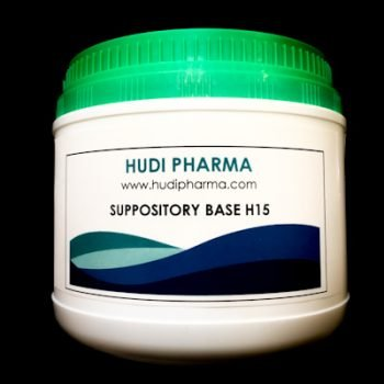 suppository Base H15 Hudi Pharma