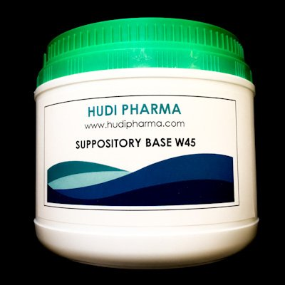suppository Base W45 Hudi Pharma